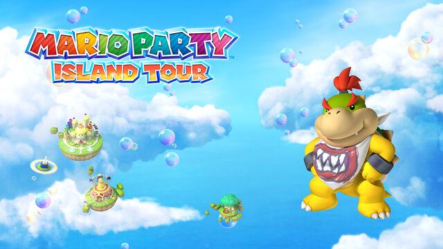 File:Mario Party Island Tour 2560x1440 Bowser Jr..jpg