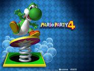Mario Party 4 Yoshi