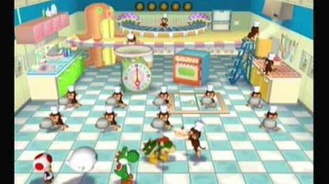 Mario Party 6 - Strawberry Shortfuse