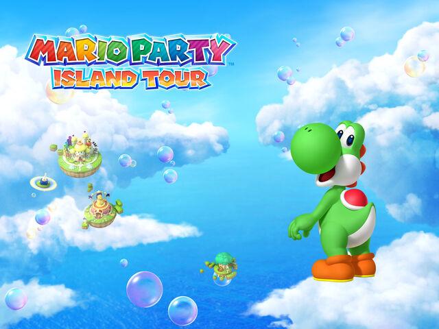 File:Mario Party Island Tour 1024x768 Yoshi.jpg