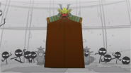 Lord Takagami's return