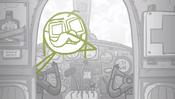 Captain Crookygrin 6