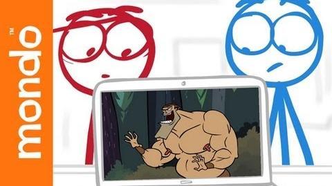 Dick Figures - Gundarr!