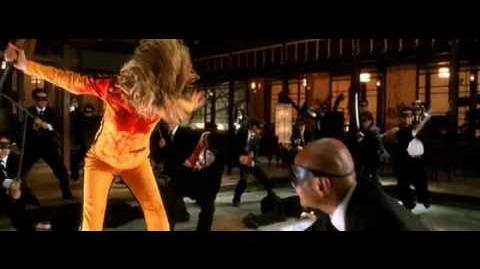 Kill Bill - The Bride VS