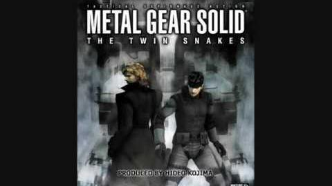 Metal Gear Solid The Twin Snakes Mantis' Hymn-3