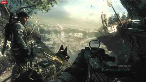 Call of Duty Ghosts - Gameplay Demo Walkthrough E3 2013 HD (Xbox One PS4 Xbox 360 PS3 PC) E3M13