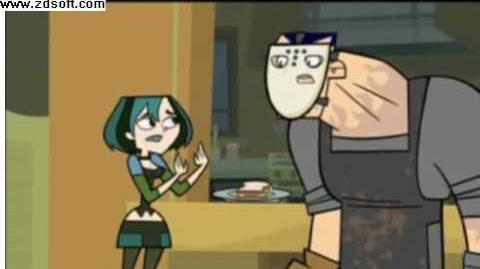 Total Drama Island Suprise 2- The REAL Killer with a chansaw and a hook!