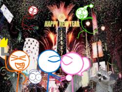 New Years Blast