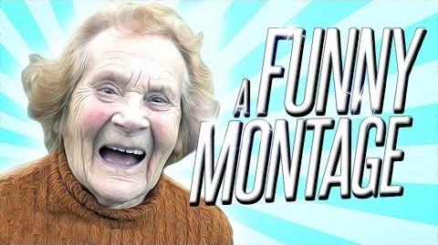 FUNNY MONTAGE.