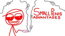 5. Small Penis Advantages