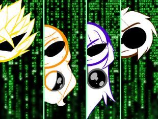 Matrix Downloaded 2
