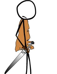 BlankThe Dark Swordsman
