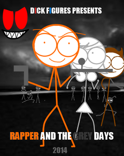 Rapper and the Grey Days Poster