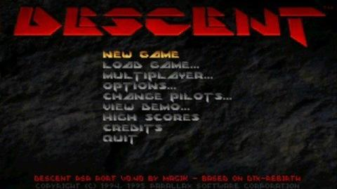 Descent OST - Conversation
