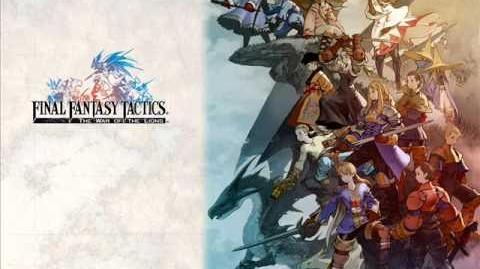 Final Fantasy Tactics OST - Thunder God Cid