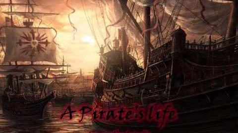 Pirate Music - A Pirate's Life