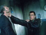 DHS- Gary Daniels & Steven Seagal in Submerged (2005)