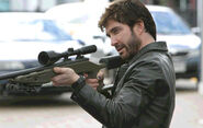 DHS- Dylan McDermott as Lazerov in Edison Force (2005)