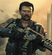 DHS- Michael Rooker in COD Black Ops II