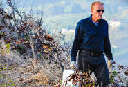 DHS- Peter Weller in Hawaii Five-0