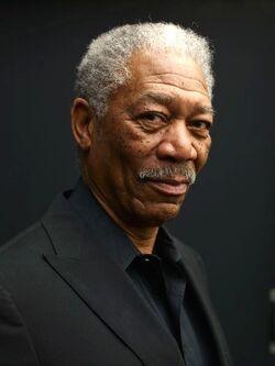 Morgan Freeman 2008 photo