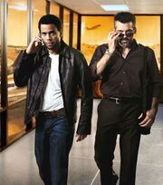 DHS- Michael Ealy and Oded Fehr in Sleeper Cell