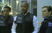 DHS- Denzel Washington and Willem Dafoe in Inside Man