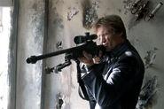 DHS- Dolph Lundgren in The Defender (2004)