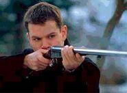 DHS- Matt Damon in Bourne Identity