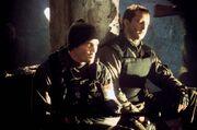 DHS- Joe Lara in Operation Delta Force 4
