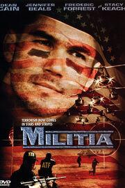 DHS- Militia (2000) DVD cover