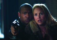 DHS- Maria Bello and Ja Rule in AOP13 remake