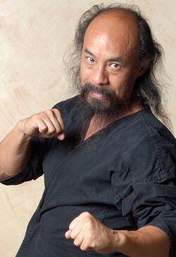 DHS- stunt actor Al Leong