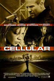 DHS- Cellular (2004) movie poster