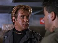 DHS- Michael Dudikoff in Executive Command