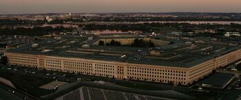 The Pentagon - Olympus Has Fallen