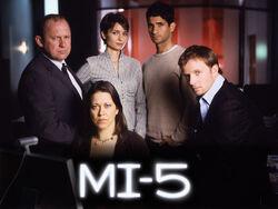 DHS- MI-5 Spooks title with cast