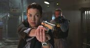 DHS- Claudia Christian in Half Past Dead