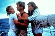 DHS- Jurgen Prochnow and Elizabeth Hurley in Kill Cruise
