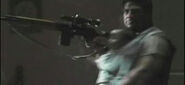 Eddie J. Fernandez as sniper in The Unit 2x03