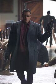 DHS- Laurence Fishburne in AoP13 remake