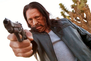 DHS- Danny Trejo in Bullet (2014)