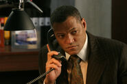 DHS- Laurence Fishburne in Mission Impossible 3