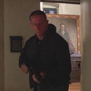 DHS- Chechen in hallway