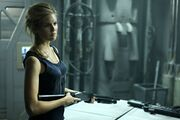 DHS- Maggie Grace in Lockout