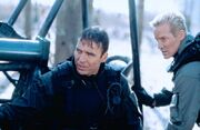 DHS- Frank Zagarino and Jeff Fahey in Operation Delta Force
