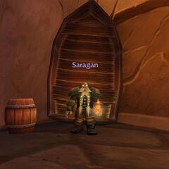 Saragan Brandbart