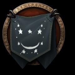 Zwielichtjäger Banner