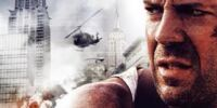 John McClane on Die Hard with a Vengeance