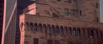 Federal Reserve Bank Frontage